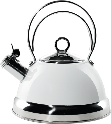Чайник со свистком 2,5л Wesco 340520-01