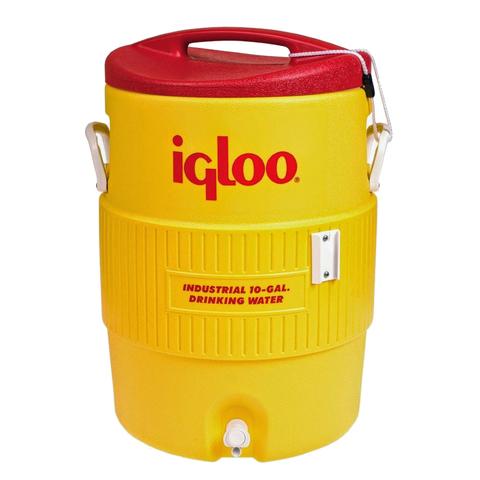 Изотермический контейнер (термобокс) Igloo 10 Gallon 400 Series Beverage Cooler, 38L