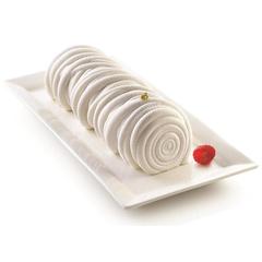 Форма для приготовления пирожного Lana 24,5 х 9,5 см силиконовая Silikomart 20.418.13.0065