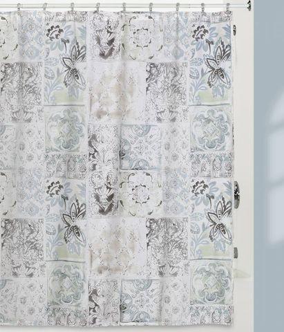 Шторка для ванной Creative Bath Veneto S1245NAT
