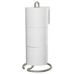 Держатель для хранения туалетной бумаги Squire никель Umbra 1015000-410