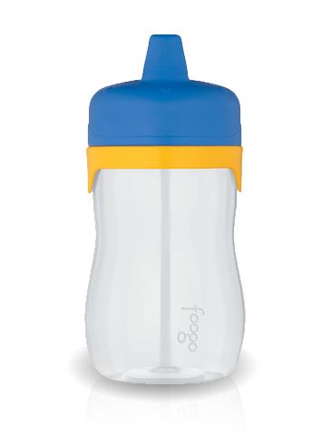 Поильник Thermos Foogo Phases №2 BP534, пластмассовый голубой (0.33 литра) 110534