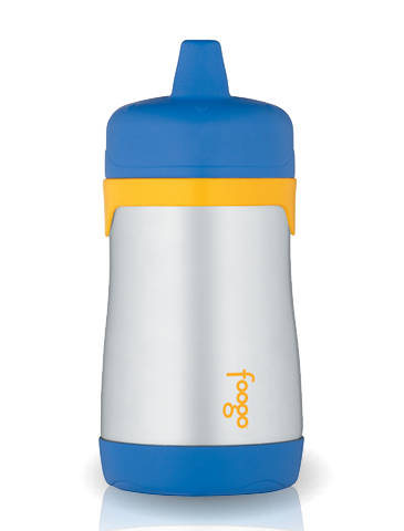 Поильник Thermos Foogo Phases №2 BS534 голубой (0.3 литра)