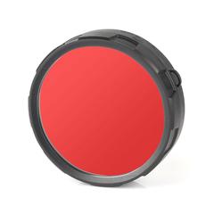 Olight FSR50-R фильтр (красный) 906104