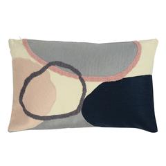 Подушка декоративная с дизайнерским орнаментом из коллекции Ethnic, 30х50 см Tkano TK19-CU0011