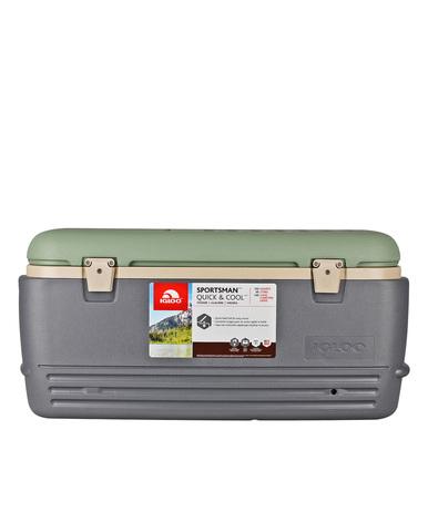 Изотермический контейнер (термобокс) Igloo Sportsman QUICK&COOL100, 95L