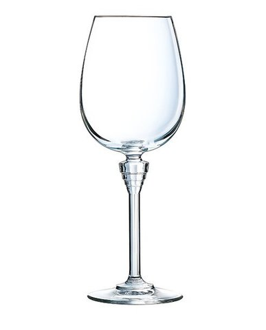Набор из 6 бокалов для вина 450мл Cristal d'Arques Amarante L8083