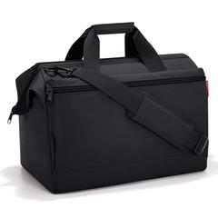 Сумка Allrounder L pocket black Reisenthel MK7003