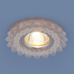 Встраиваемый точечный светильник с LED подсветкой 2208 MR16 Fruit Ice фруктовый лед Elektrostandard