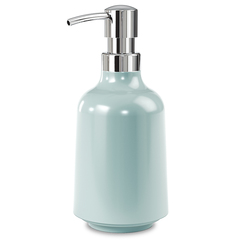 Диспенсер для жидкого мыла Step голубой Umbra 023838-1193