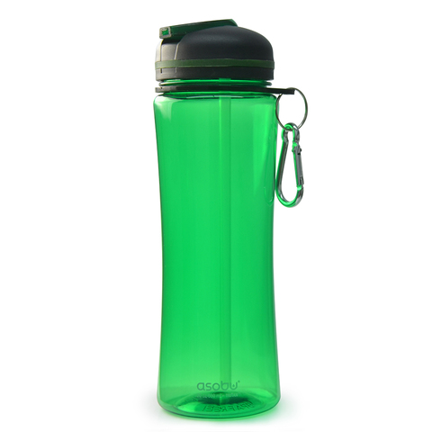 Бутылка спортивная Asobu Triumph (0,72) зеленая