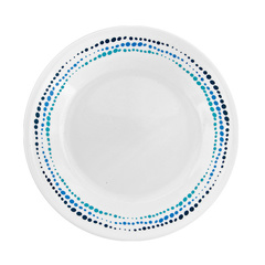 Тарелка десертная 17 см Corelle Ocean Blues 1119402