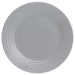 Тарелка обеденная Living D 27 см серая TYPHOON 1401.014V