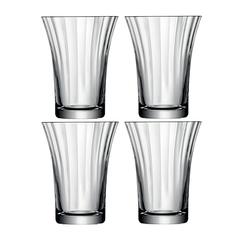 Набор из 4 стаканов Aurelia 340 мл LSA G001-10-776