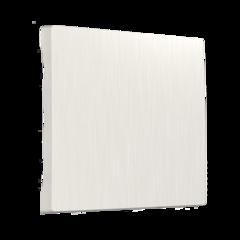 Клавиша для выключателя перекрестного (перламутровый рифленый) WL13-SW-1G-C-CP Werkel