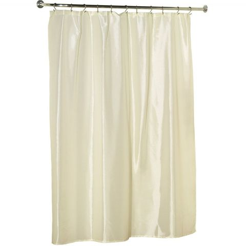 Шторка защитная Carnation Home Fashions Long Liner Ivory SC-FAB/84/08