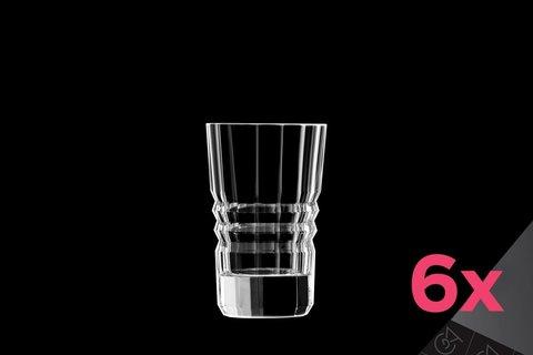 Набор из 6 стопок 60мл Cristal d'Arques Architecte L6584
