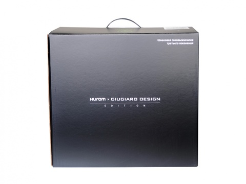 Шнековая соковыжималка 3-го поколения Hurom Alpha Special H-AE-NBE19