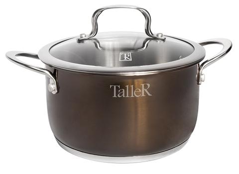 Кастрюля 16см (1,9л) Taller Брауни TR-7291