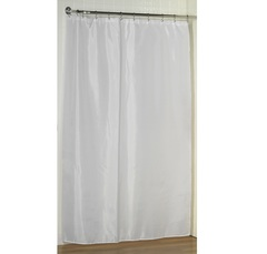 Шторка защитная Carnation Home Fashions Long Liner White SC-FAB/84/21