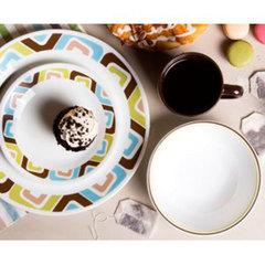 Тарелка десертная 17 см Corelle Squared 1074230