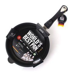 Сковорода 32 см, съемная ручка, AMT Frying Pans Titan арт. AMT532