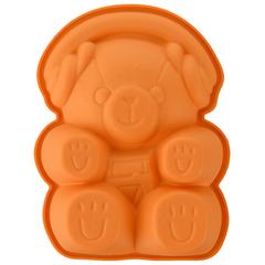 Форма для приготовления пирожного Teddy Bear 12,5 х 16 см силиконовая Silikomart 20.803.64.0060