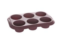 Форма на 6 кексов COSY&TRENDY Love baking 445418