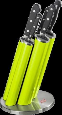 Набор из 5 ножей и подставки Wesco 322691-20