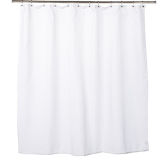 Шторка защитная Carnation Home Fashions Nylon Liner White SC-NYL/21