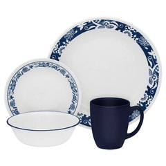 Тарелка десертная 17 см Corelle True Blue 1114043