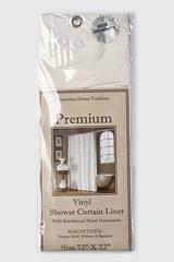Шторка защитная Carnation Home Fashions Premium 4 Gauge Bone USC-4/15