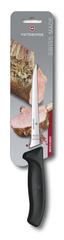 Нож Victorinox обвалочный, гибкое лезвие 15 см, черный 6.8413.15B