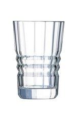 Набор из 6 высоких стаканов 280мл Cristal d'Arques Architecte L6585