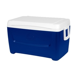 Изотермический контейнер (термобокс) Igloo Island Breeze 48, 45L, синий 44714