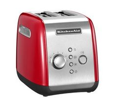 Тостер на 2 хлебца KitchenAid (Красный) 5KMT221EER