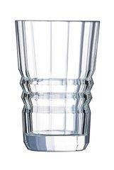 Набор из 6 высоких стаканов 360мл Cristal d'Arques Architecte Q4357