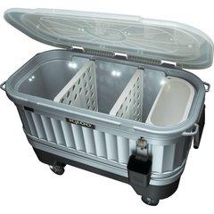 Изотермический контейнер (термобокс) Igloo Party Bar, 118L 49271