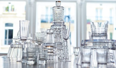 Набор из 6 высоких стаканов 360мл Cristal d'Arques Architecte L6586