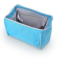 Сумка-холодильник (термосумка) для косметики Cosmetic Bag Blue, 3.5L 468758