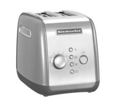 Тостер на 2 хлебца KitchenAid (Серебряный медальон) 5KMT221ECU