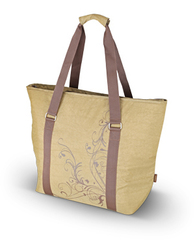 Сумка-холодильник (термосумка) Freezer Tote - Brown, 27L 446435