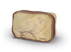 Сумка-холодильник (термосумка) Foldable Tote - Brown, 12L 446459