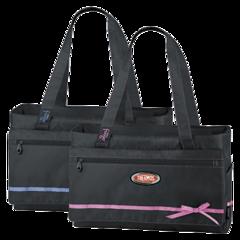 Термосумка детская (сумка-холодильник) Foogo Large Diaper Fashion Bag (черная/голубая) 003355-b