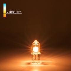 Лампа галогенная G4 12 В 10 Вт Elektrostandard