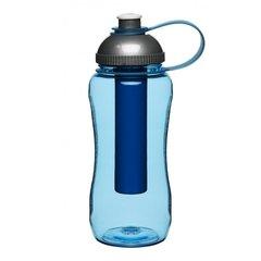 Бутылка для напитков с охлаждающим элементом To Go, синяя SagaForm 5016294