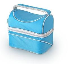 Сумка-холодильник (термосумка) для косметики  Pop Top Dual Blue, 6.5L 469458