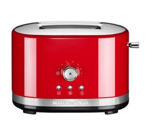 Тостер на 2 хлебца (7 степеней) KitchenAid (Красный) 5KMT2116EER