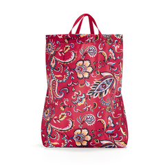 Рюкзак складной Mini maxi sacpack paisley ruby Reisenthel AU3067