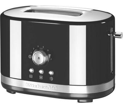 Тостер на 2 хлебца (7 степеней) KitchenAid (Черный) 5KMT2116EOB